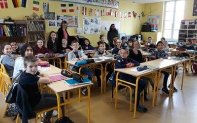 Matinée «ABEILLES» à l'école Jeanne d'Arc